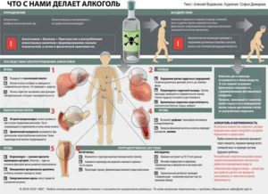 Почему после алкоголя болят мышцы и последствия этого