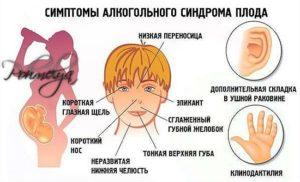 Алкогольный синдром плода. Причины, лечение, симптомы, профилактика