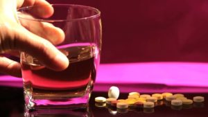 Импаза и алкоголь, их совместимость