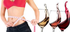 Какой алкоголь можно пить при похудении, надиете