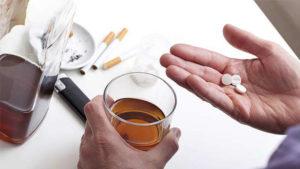 Аугментин и алкоголь: возможные последствия