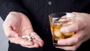 Нолицин и алкоголь: совместимость, можно ли пить одновременно, последствия