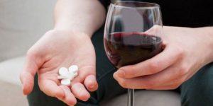 Спиртное и линекс: последствия