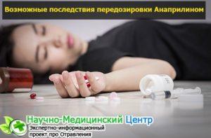 Передозировка анаприлином: симптомы и последствия отравления