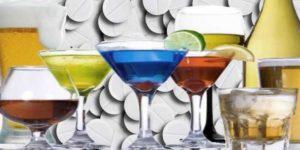 Алкоголь и антидепрессанты: последствия совместного приема