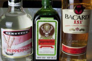 Самые популярные крепкие алкогольные напитки мира