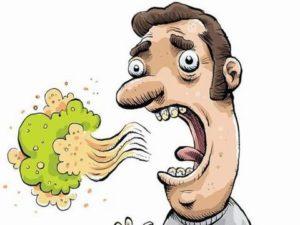 Как убить запах перегара