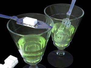 Как пить абсент правильно