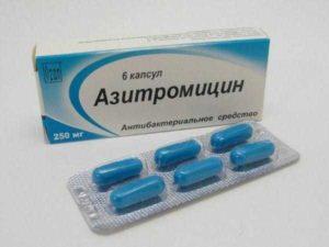 Азитромицин и алкоголь: совместимость