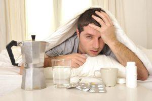 Почему с похмелья болит голова: таблетки, снять боль после алкоголя