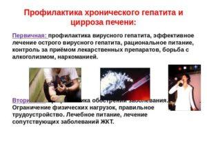 Профилактика алкогольного цирроза печени и гепатита, народные средства для профилактики цирроза