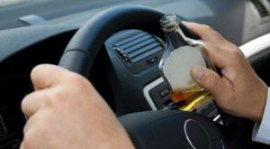 Наказание водителя за управление автомобиля в состоянии алкогольного опьянения