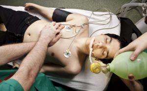 Основные проявления передозировки Гидазепамом, оказание первой помощи