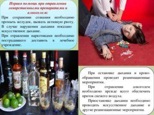 Отравление алкоголем — что делать в домашних условиях, первая помощь. Как проявляется отравление алкоголем