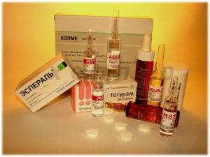 Лекарства для кодирования от алкоголизма