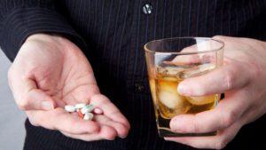 Что будет если пить Атаракс с алкоголем