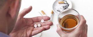 Можно ли принимать Ремантадин и алкоголь, совместимость со спиртным, отзывы