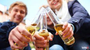 Алкоголизм и подростки