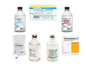 Лучшие препараты для снятия алкогольной интоксикации