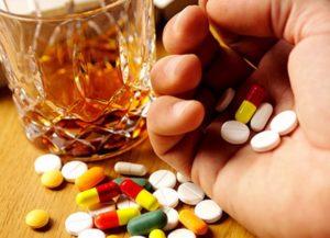 Последствия сочетаний лекарственных препаратов с алкоголем