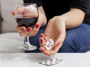 Совместим ли Валосердин и алкоголь