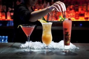 ТОП-5 низкокалорийных алкогольных коктейлей