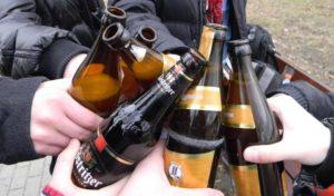 Общественное место - определение по закону: можно ли пить пиво на улице в общественных местах, наказание