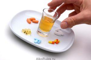 С какими лекарствами нельзя употреблять алкоголь - белая клиника