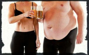 Толстеют ли от алкоголя: влияние и вред на женский организм, нельзя пить алкоголь когда худеют