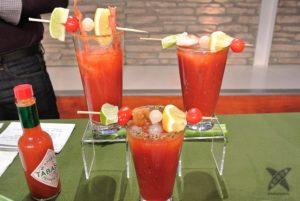 Сок томатный на похмелье