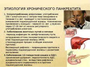 Алкогольный панкреатит: симптомы, роль медикаментозного лечения
