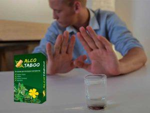 Сбор от алкоголизма AlcoTaboo: реальные отзывы, цена и где купить
