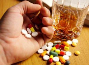 Таблетки и лекарства от отравления алкоголем