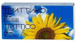 Таблетки Триттико от алкоголизма: противопоказания к антидепрессанту, инструкция по применению и аналоги Триттико