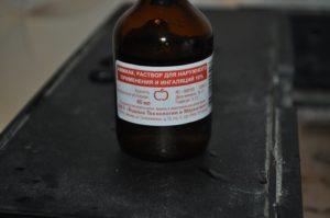 Нашатырь от похмелья: сколько капель спирта помогут от похмелья