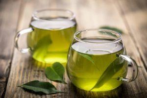 Чай черный и зеленый от похмелья, как пить
