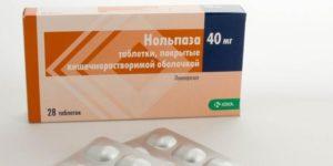 Нольпаза – инструкция по применению, побочные эффекты, состав, при беременности, отзывы врачей, аналоги лекарства