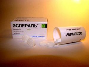 Кодирование от алкоголизма препаратом Эспераль