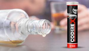 Шипучие таблетки Codirex от алкоголизма, где купить, есть ли аналоги