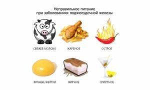 Что нельзя есть при панкреатите: питание при заболеваниях поджелудочной железы
