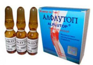 Совместим ли Алфлутоп и алкоголь