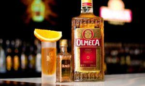 С чем пьют текилу и с чем мешают, как правильно подается текила, текила Ольмека из Мексики