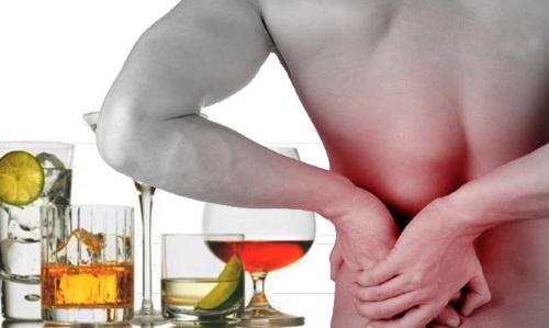 Цистит после алкоголя влияние пива